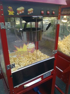 Popcorn Machine Hire