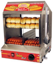 Hotdog Machine Hire
