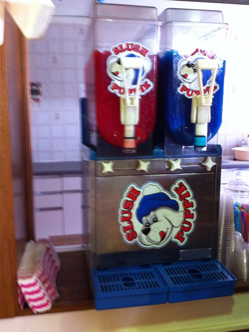 Slush Puppie Machine Hire