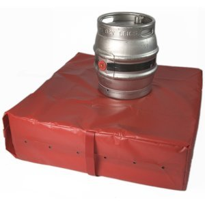 Keg Cask Cellar Pad (Large) Size: 900mm x 900mm x 300mm