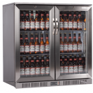 Lec BC9097ST Double Hinged Bottle Cooler